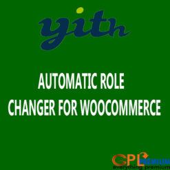 AUTOMATIC ROLE CHANGER FOR WOOCOMMERCE