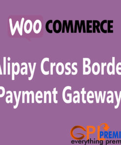 Alipay Cross Border Payment Gateway