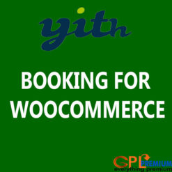 YITH BOOKING FOR WOOCOMMERCE PREMIUM PLUGIN