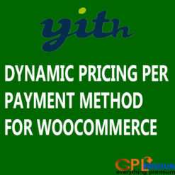 DYNAMIC PRICING PER PAYMENT METHOD FOR WOOCOMMERCE