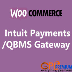 Intuit PaymentsQBMS Gateway
