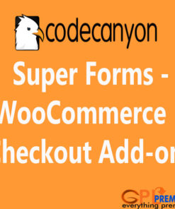 Super Forms - WooCommerce Checkout Add-on
