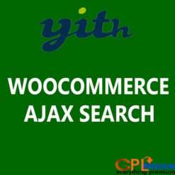 WOOCOMMERCE AJAX SEARCH