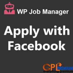 Apply with Facebook