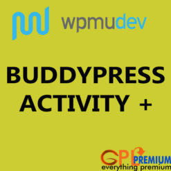 BUDDYPRESS ACTIVITY +