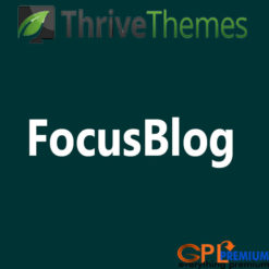 Thrive FocusBlog Theme
