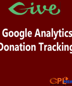 Google Analytics Donation Tracking