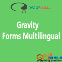 Gravity Forms Multilingual