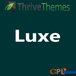 Thrive Luxe Theme