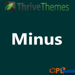 Thrive Minus Theme