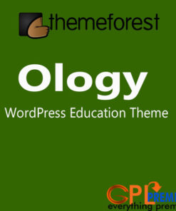 Ology — Education Courses Classes for Primary, Secondary & High SchooEducation WordPress Theme