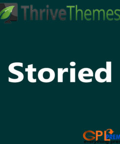 Thrive Storied Theme