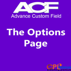The Options Page