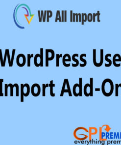 WordPress User Import Add-On