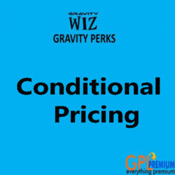 Conditional Pricing
