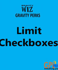 Limit Checkboxes