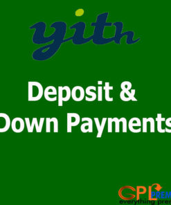 Deposit and Down Payments
