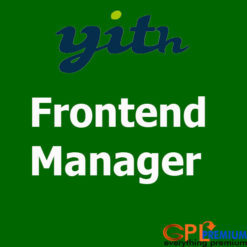 Frontend Manager