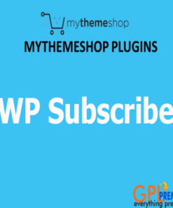 WP Subscribe