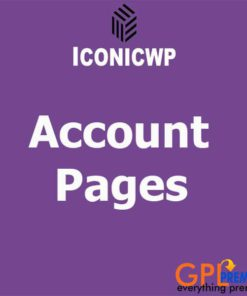 Account Pages