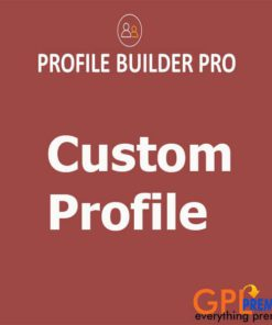 Custom Profile