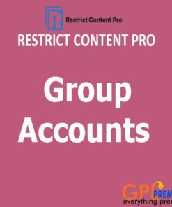 Group Accounts