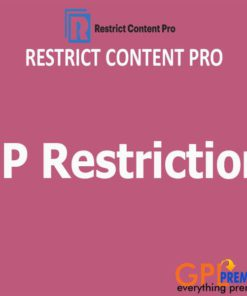 IP Restriction