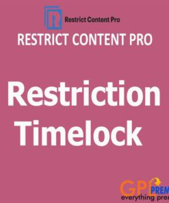 Restriction Timelock