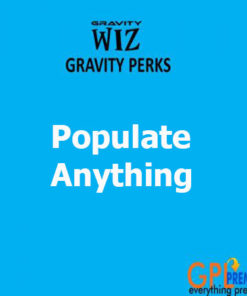 Populate Anything