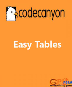 Easy Tables