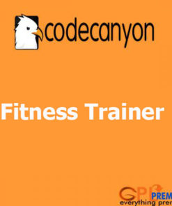 Fitness Trainer-