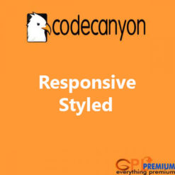 Responsive Styled